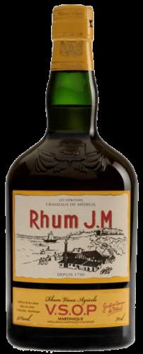 Rhum Martinique J.M VSOP