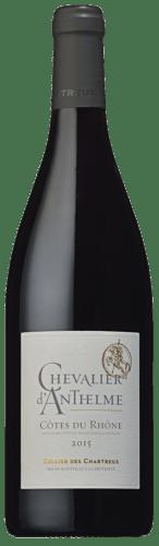 Côtes du Rhône Rouge Chevalier d'Anthelme