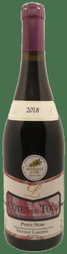 Côtes de Toul Pinot Noir Vincent Laroppe