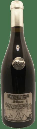 Côtes de Toul Pinot Noir Cuvée Chaponière Vincent Laroppe
