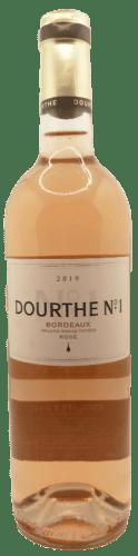 Bordeaux Rosé Dourthe Numéro 1