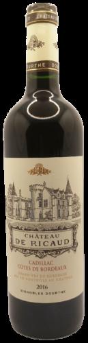 Cadillac Côtes de Bordeaux Château Ricaud