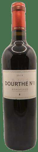Bordeaux rouge Numéro 1 de Dourthe