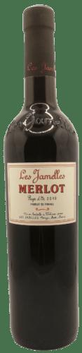 IGP Pays d'Oc Rouge Les Jamelles Merlot
