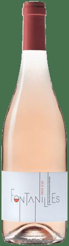 IGP Pays d'Oc Rosé Cuvée Fontanille Cellier du Pic