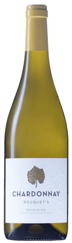 IGP Pays d'Oc Chardonnay Rouquet's Cellier du Pic