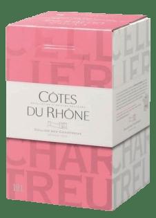 Côtes du Rhône Rosé Cellier des Chartreux 10 L