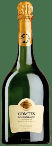Comtes de Champagne Taittinger Blanc de Blancs Millésimé