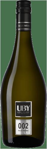 Pétillant blanc Cuvée 002 Domaine UBY