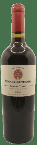 Maury Tuilé Gérard Bertrand