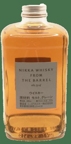 Nikka From Barrel
