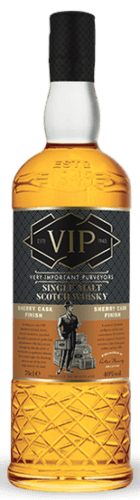 VIP Sherry Cask Finish