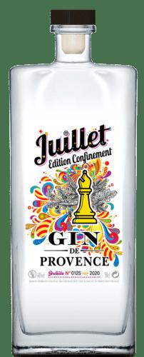 Gin de Provence Juillet Maison Ferroni