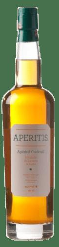 Apéritis Cocktail Mirabelle et Pastis Lorrain