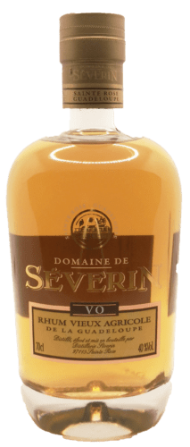 Guadeloupe Séverin VO Vieux Rhum Agricole
