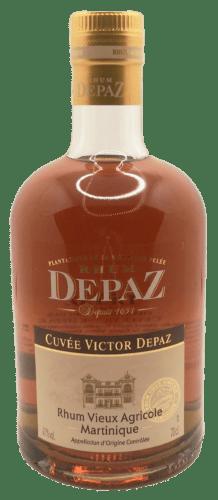 Martinique Depaz Cuvée Victor