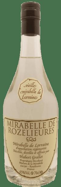 Vieille Mirabelle de Lorraine