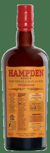 Jamaïque Hampden Overproof