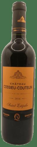 Saint Estéphe Château Cossieu Coutelin