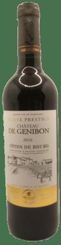 Côtes de Bourg Château Génibon Cuvée Prestige