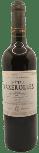 Côtes de Blaye Château Mazerolles
