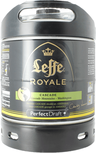 Leffe Royale Cascade IPA 6 L