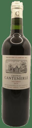 Haut Médoc Château Cantemerle