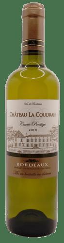 Bordeaux Blanc Château La Coudraie Prestige