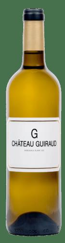 Bordeaux Blanc Sec Cuvée «G» Château Guiraud