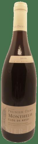 Bourgogne Monthelie Clos de Ressi Prunier-Damy