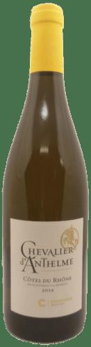 Côtes du Rhône Blanc Chevalier d'Anthelme