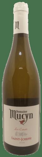 Saint Joseph Blanc Domaine Mucyn