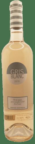 IGP Pays d'Oc Gris Blanc Gérard Bertrand