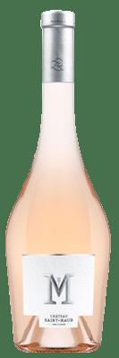 Côtes de Provence Rosé Cru Classé Château Saint Maur M