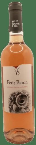 Buzet Rosé Cuvée Petit Baron