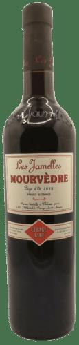 IGP Pays d'Oc Les Jamelles Rouge Mourvédre