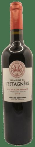 Citée de Carcassonne Rouge Domaine de l'Estagnére
