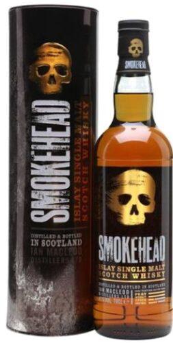 Whisky Smokehead Islay Single Malt