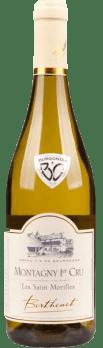 Montagny 1er Cru Blanc Saint Morille Domaine Berthenet